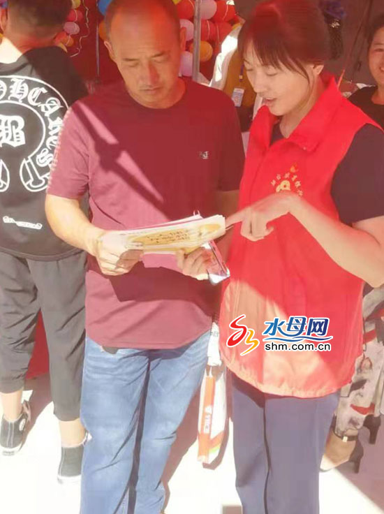 """煙臺農商銀行""""金融知識大餐""""助陣民俗文化美食節"""