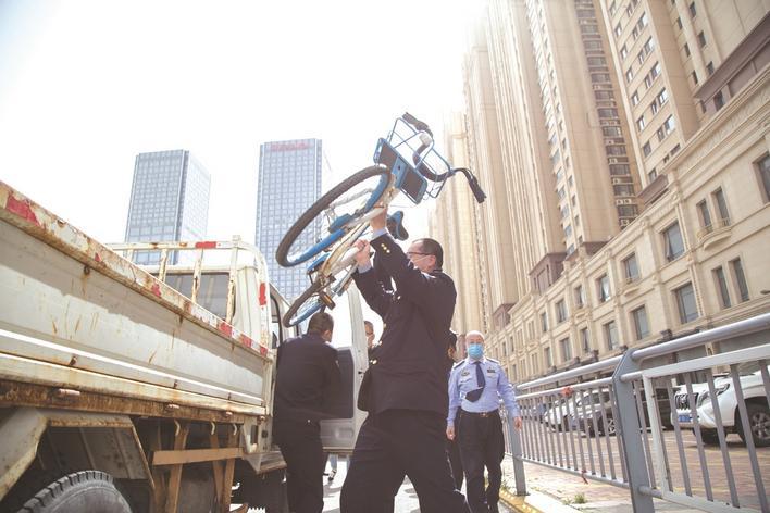 4家共享单车运营企业被约谈 停放秩序混乱等