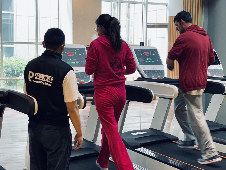 """倡导""""健身+健康""""烟台高新区最大规模健身会所试营业"""