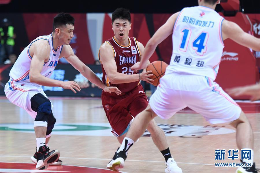(体育)(1)篮球——CBA第一阶段:山西汾酒股份胜福建豹发力