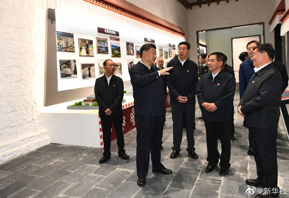 高频彩助赢计划_习近平在西藏林芝考察调研